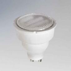 Лампа компактная люминесцентная GU10 7Вт 4000K (HP16) 928314