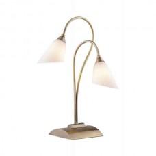 Настольная лампа декоративная Hedys 1375/2T