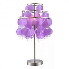 Настольная лампа декоративная Yvette 16101T