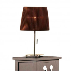 Настольная лампа декоративная Гофре CL913812