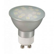 Лампа светодиодная GU10 220В 3.5Вт 3000K 357082