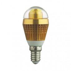 Лампа светодиодная E14 220В 4Вт 4100K 357092