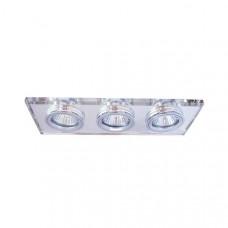 Встраиваемый светильник Cool Ice A5956PL-3CC