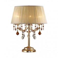 Настольная лампа декоративная Adeli 2534/3T