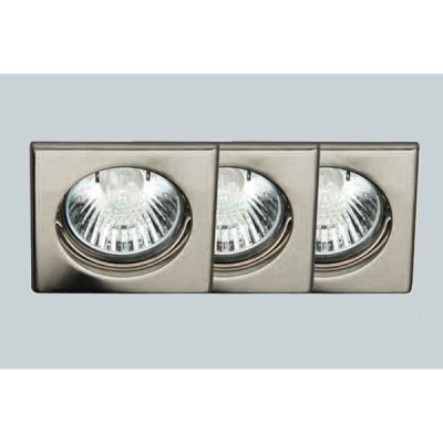 Комплект из 3 встраиваемых светильников Felix G94512A13