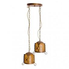 Подвесной светильник Самурай 1220202