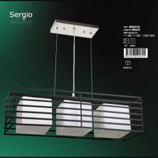 Светильник COLOSSEO 80362/3A SERGIO