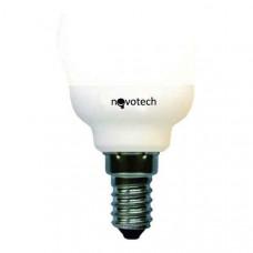 Лампа компактная люминесцентная E27 9Вт 4100K 321051
