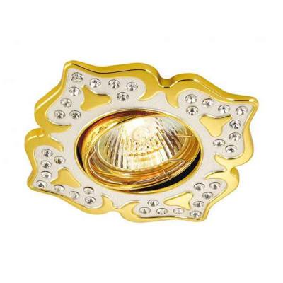 Встраиваемый светильник Flower 369825