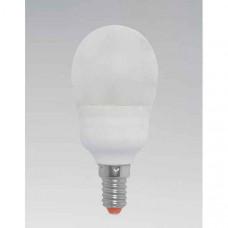 Лампа компактная люминесцентная E14 9Вт 4000K 927824