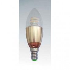 Лампа светодиодная E14 220В 6Вт 3000K 930522