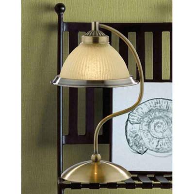 Настольная лампа декоративная Alfa 2594-1T