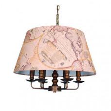 Подвесной светильник Mappa 1122-6P
